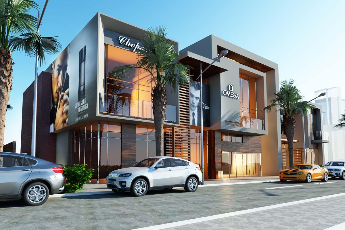 Al wasl commercial villa