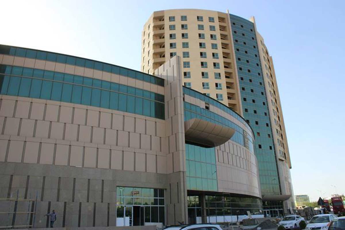 Al sulaymani CITY CENTRE